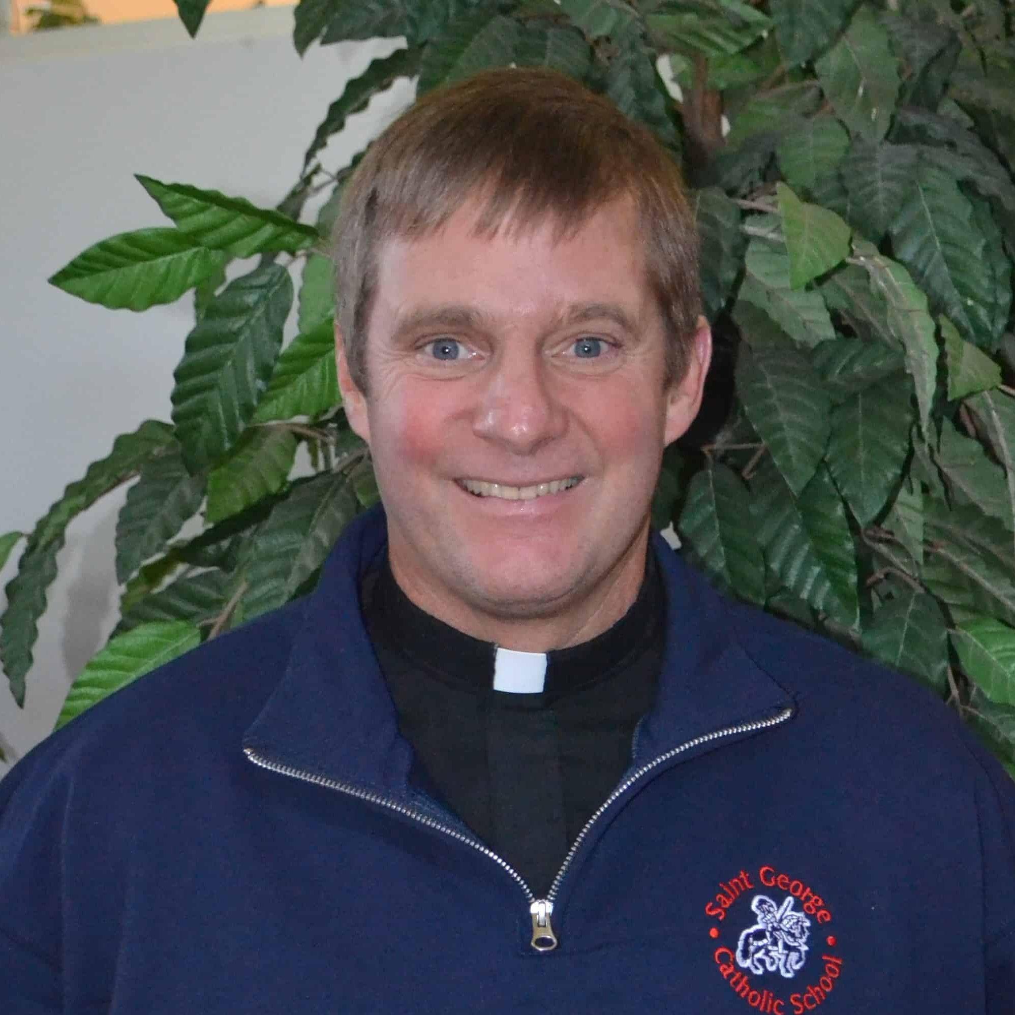 Fr. Brian Vossler : Pastor